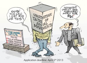 FSI cartoon