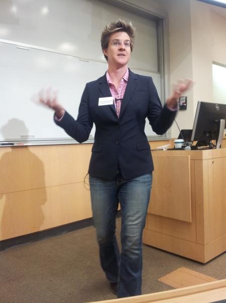 Erica Chenoweth Presents at FSI 2015