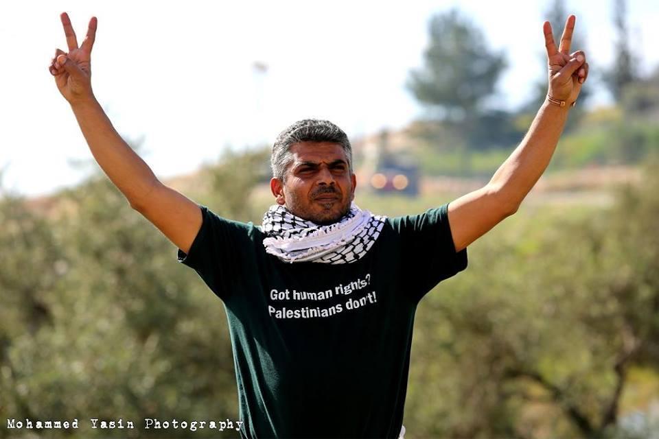 Leading Palestinian activist to receive award for nonviolent achievement